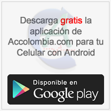 App Accolombia para Android