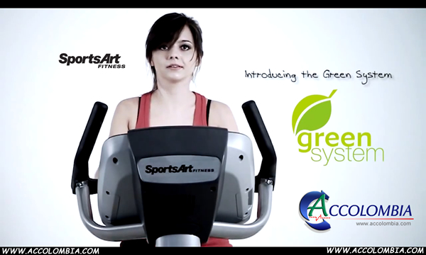 Sports Art Green System Eco Power - Eco Fit Accolombia ima10