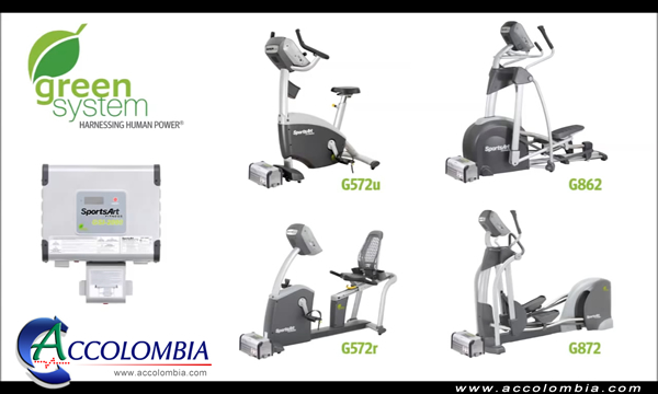 Sports Art Green System Eco Power - Eco Fit Accolombia ima3