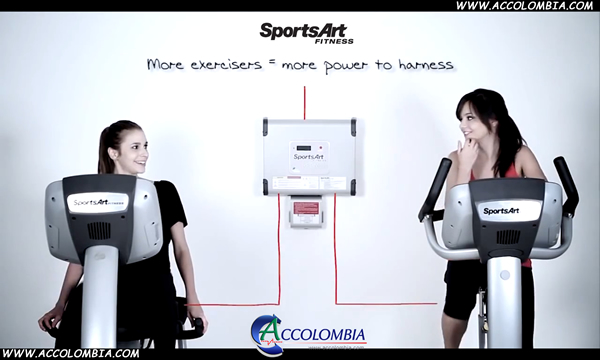 Sports Art Green System Eco Power - Eco Fit Accolombia ima8
