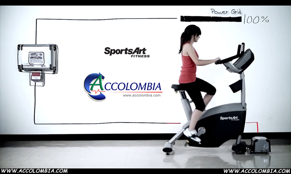 Sports Art Green System Eco Power - Eco Fit Accolombia ima9