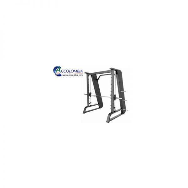 Smith Machine Sentadilla con guia