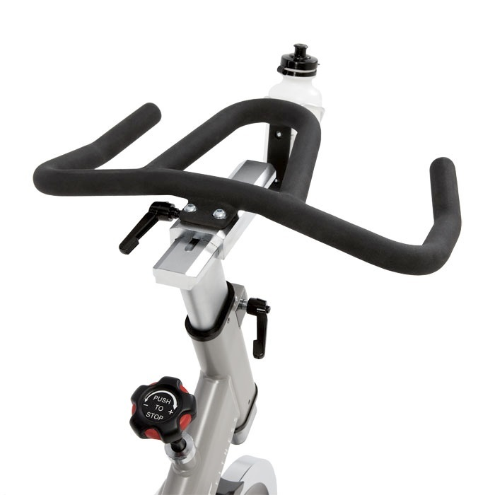Handlebars - Our handlebars are adjustable in two planes.