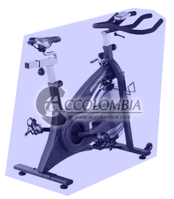 BICICLETA SPINNING EPIC EX 1410 marca athletic