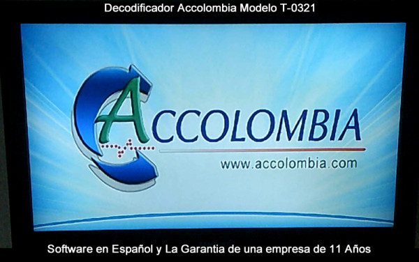 tdt accolombia software dvb-t2