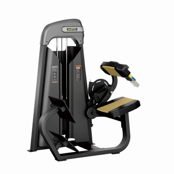 Maquina para trabajo lumbar DHZ-N1031 dhz fitness ref D-0210 accolombia