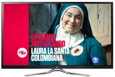 TV Canal Privado Caracol HD2 TV TDT Accolombia decodificador TDT