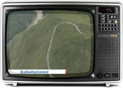 TV Canal Privado Caracol TV TDT Accolombia decodificador TDT canal analogo