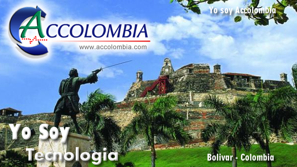 Bolivar tdt Colombia accolombia tecnogia