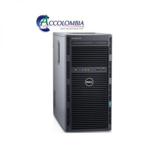 DELL CORP SERVIDOR PowerEdge T130 Servidor en torre Intel Xeon E3-1220v5