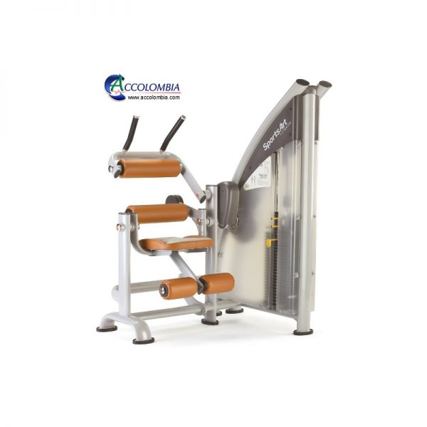 A931 SportsArt Fitness Fuerza Abdominal Crunch