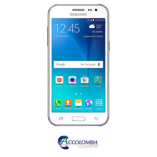 GALAXY J2 LTE DS Blanco Android Lollipop 5.1 accolombia ima2