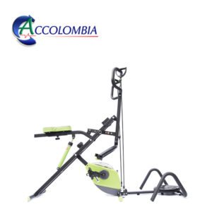 Total Crunch Bike Family MOVIFIT color verde accolombia web